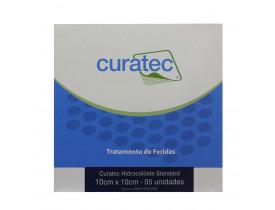Curatec Hidrocolóide Standard 10x10 cm - unidade