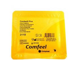 Curativo Comfeel Coloplast Hidrocolóide com Alginato Extrafino