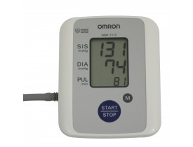 Monitor de Pressão Arterial Automático Omron HEM-7113