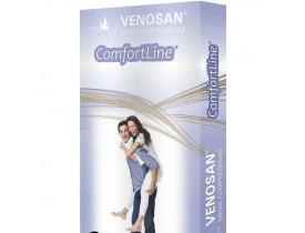 Meia Venosan Comfortline Panturrilha 20-30 mmHg Curta Tam P