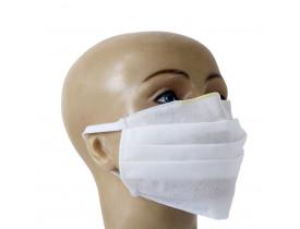 Máscara TNT Descartável com Elástico 10 unidades