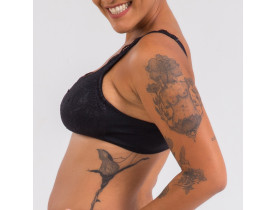 Soutien Pós Mastectomia Rendado 42
