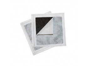 Curatec Curativo de Carvão Ativado com Prata 10,5 x 10,5 cm