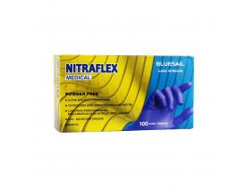 Luvas Nitraflex MTX Tam GG 100 un