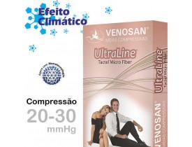 Meia de compressão VENOSAN ULTRALINE Panturrilha 20-30 mmHg Tam P Curta