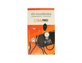 Kit Acadêmico Esfigmomanômetro e Estetoscópio