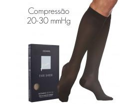 Meia de compressão SIGVARIS EVERSHEER Panturrilha 20-30 mmHg