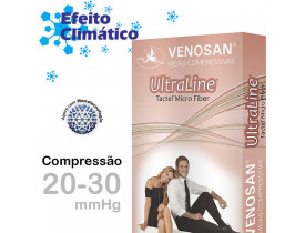 Meia de compressão VENOSAN ULTRALINE Panturrilha 20-30 mmHg