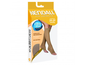 Meia de compressão Kendall Panturrilha 20-30 mmHg